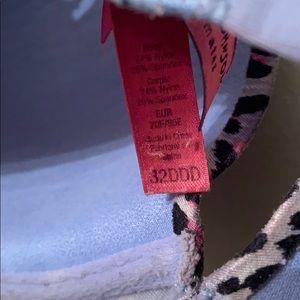 Betsey Johnson Intimates & Sleepwear - Super cute Betsey Johnson animal print bra